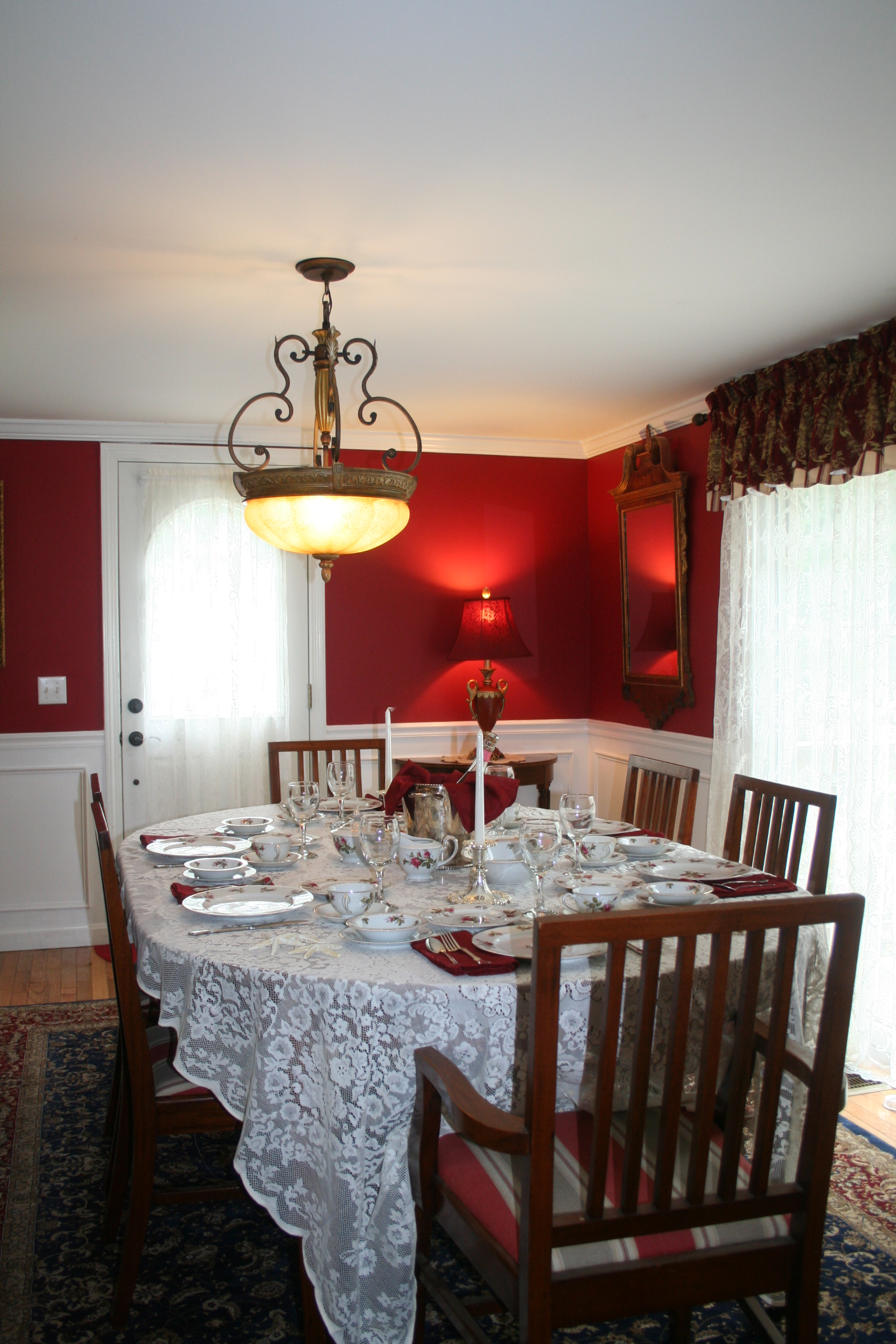 Dining Room, Turtle Cove, Cape Cod
